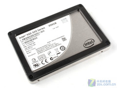 Intel 320系列120GB固态硬盘外观(点击放大)